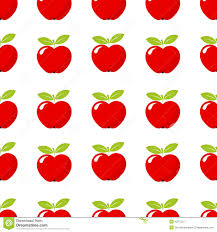 Apple Pattern New Red Apple Pattern Illustration 48 Megapixl