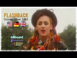 Flashback October 22nd 1983 Us German Uk Charts