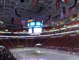 Raleigh Coliseum Seating Chart Pnc Arena Section 129 Seat Views Seatgeek