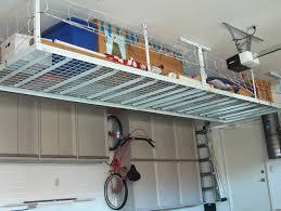 best overhead garage storage system
