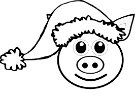 colouring_in_pig_clipart_7 free printable coloring pages pigs on coloring book pig