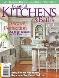 Homes And Gardens Kitchens Quatreau Usa A News And Press