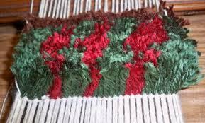 4 12 09 6 comments art crafts rug making tutorials weaving