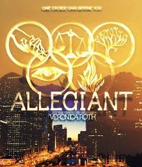 divergent allegiant book 3 finished it a couple days ago