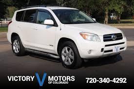 2006 Toyota RAV4 Limited | Victory Motors of Colorado