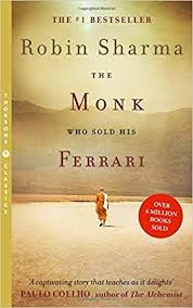 the best books to for helping to divert my own mind from the there s this book called ldquothe monk who his ferrarirdquo which might be a solution to your problem