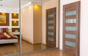 ... Bedroom Sliding Closet Doors Simple For Bedrooms Glass Smoked Frosted  Door Size Design 1366 ...