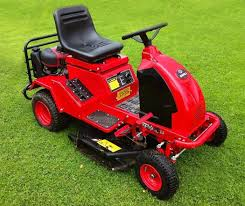 ing a second hand ride on lawn mower or garden tractor