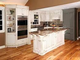 rustic white kitchen ideas. Delighful White Rustic White Kitchen Cabinets Ideas  Distressed Wood Inside