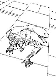 76 Disegni Da Colorare Di Spider Man 1 2 3 E 4 Pianetabambini It Con