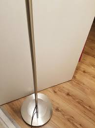Lidl Led Adjustable Metal Floor Lamp Light In Nn2 Northampton For