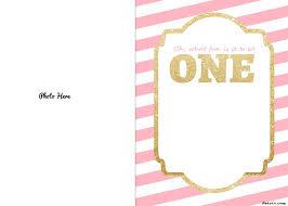 minnie mouse invitation template 1st birthday free printables rome fontanacountryinn com