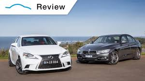 BMW Convertible lexus is350 vs bmw : Lexus IS 250 F Sport v BMW 320i Sport Comparison - YouTube