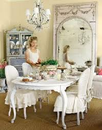 white rooms by romantic vine home find this pin and more on shabby chic by jill s slipcovers on dining room chairs