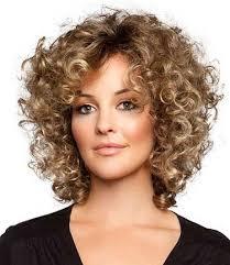 Coiffure Cheveux Boucles Coupes De Cheveux Des Femmes