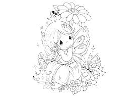 fairy color pages rainbow magic coloring pages rainbow magic party fairies coloring