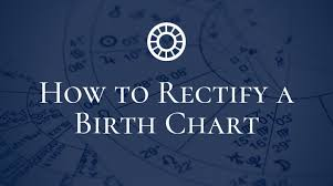How To Rectify A Birth Chart Lecture Chris Brennan Astrologer