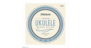 Купить D'ADDARIO EJ53 T - <b>Струны для укулеле тенор</b> Даддарио ...