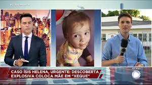 Cidade Alerta - Caso Ísis Helena: polícia tenta esclarecer suposta  contradição da mãe