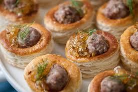 sausage vol au vents recipe great