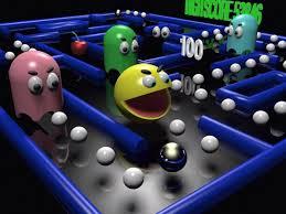 Pacman Fight 3D