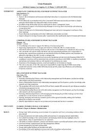 Business Support Manager Sample Resume Business Support Manager Sample Resume Shalomhouseus 10