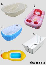 ideally you want one that coverts from infant tub to toddler tub because no one wants to be making multiple purchases