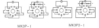 general purpose relay mkp mkp mkpk mkpk wiring diagram