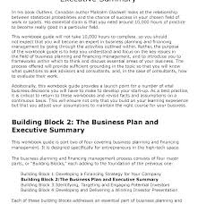 Formal Report Template Layout Of A Sample Business Simple