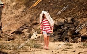 Avery Harrison 5 shrouds herself her blanket Editorial Stock Photo - Stock  Image | Shutterstock