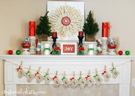 Christmas Decorating Xmas Decorating Ideas Pinterest Bedroom And Living Room Image