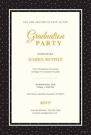 Graduation Invitation Sample Under Fontanacountryinn Com