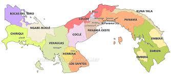 panama maps  freeworldmapsnet