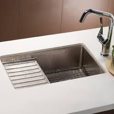undermount bar sink. Cantina Pro Brushed Nickel Bar Sink With Drainboard Undermount 6