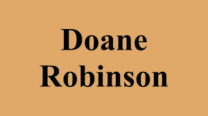 Image result for Doane Robinson