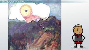 the symbolist movement in art literature lesson transcript study com