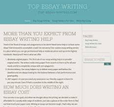 admission college essay write