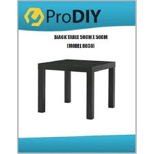 coffee side table ikea concept small modern style black