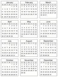 Small Yearly Calendar Rome Fontanacountryinn Com