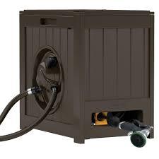 automatic garden hose reel. Contemporary Hose Aquawinder Auto Rewind Hose Reel Throughout Automatic Garden