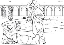 Healing Of The Man At The Pool Of Bethesda Weddings Bible