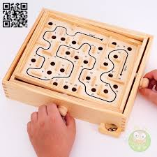 Wooden Maze Game With Ball Bearing China Ball Maze Game China Ball Maze Game Shopping Guide at 30