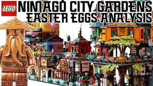 LEGO Ninjago City Gardens Easter Eggs & Retired Sets Returning?! - YouTube