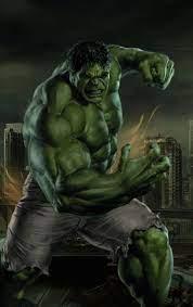 Download 840x1336 wallpaper hulk, green ...