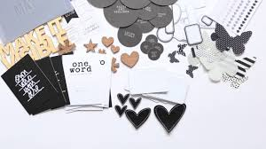 One Little Word 2019 Kit Albums Prompts Transparencies Youtube