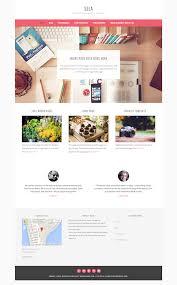 Small Picture Sela Theme WordPresscom