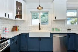 amazing of white and blue kitchen cabinets kitchen room best design marvelous white blue kitchen cabinets