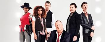 Simple Minds at The Brighton Centre - Brighton Centre