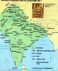 Ancient Maps India Timeline Ramayana Mahabharata Ancient