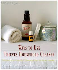 10 ways to use thieves household cleaner